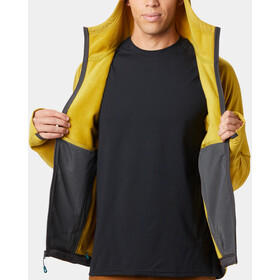 Mountain Hardwear Keele Hoody Jacket Men dark citron